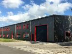 Spedition in Ottersberg mit Verwaltung und Werkstatt